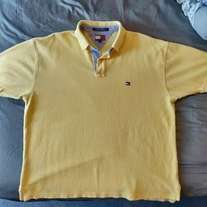 Vintage Tommy Hilfiger Mens Polo Shirt Size L